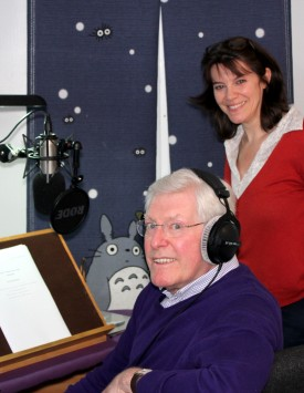 Lisa Bowerman & Peter Purves